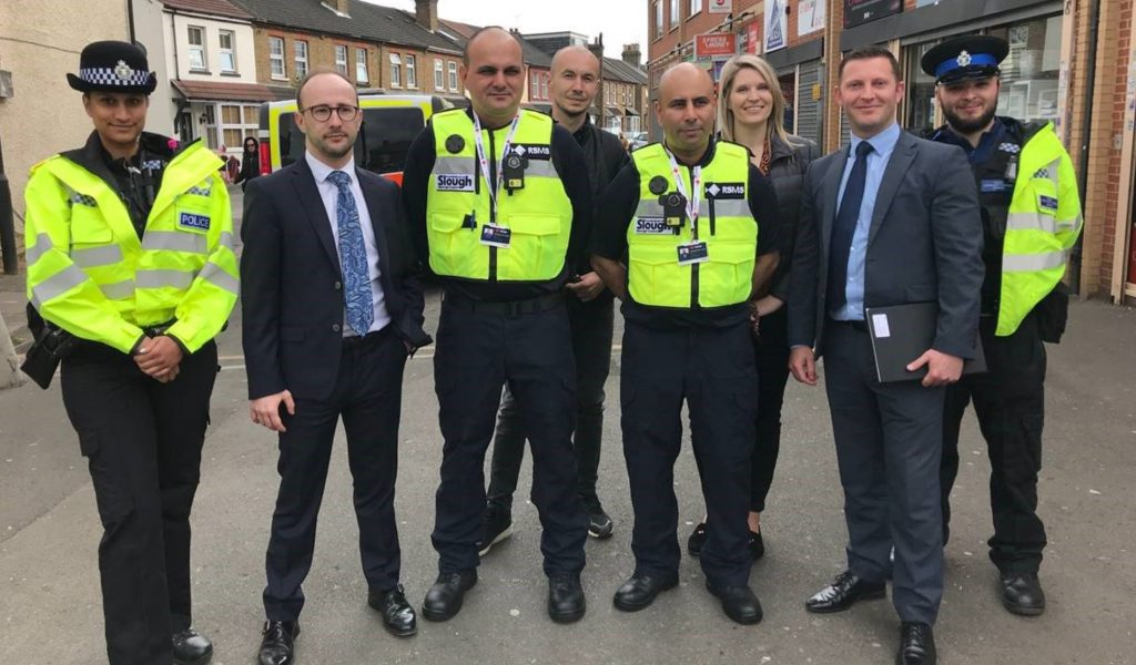 Slough RSMS Enforcement Officers